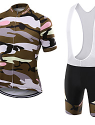 WOLFKEI Summer Cycling Jersey Short Sleeves BIB Shorts Ropa Ciclismo Cycling Clothing Suits #10