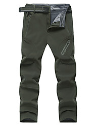 Men's Pants/Trousers/Overtrousers / Bottoms Exercise & Fitness / Leisure Sports / BaseballThermal / Warm / Windproof / Protective /
