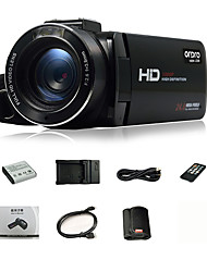 ordro® HDV-Z20 1080p full hd& wifi 8MP resolución de la imagen 24MP sensor de Sony