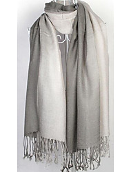 Faux Fur Scarf,Casual RectangleSolid