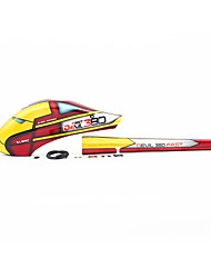 X380 Parts Accessories RC Helicopters Red / Yellow 1 Piece