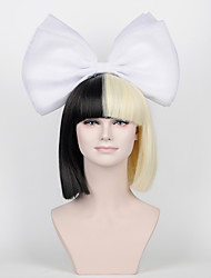 Blue bow sia wig big bow accessories(No wigs included)