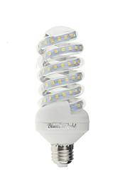 Youoklight 1pcs e27 20w 1600lm chaud blanc / blanc lumière 47smd 2835 conduit des lampes de maïs (220v AC)