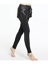 Yoga Pants Tights  Leggings  BottomsBreathable  Quick Dry  Anti-skidding Non-Skid Antiskid  Protective  Limits Bacteria  Reduces