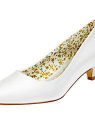 Kitten Heel Wedding Shoe - Lightinthebox.com