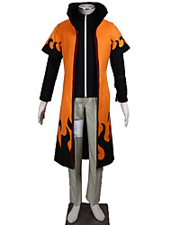 Naruto Anime Cosplay Costumes Top / Coat  / Pants / Bandage Male