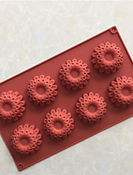 1 PCS Bread Mold Baking Mold Cake Mold 3D Liquid Silicone Creative Soaps