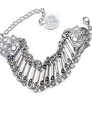 Homme Femme Chaînes & Bracelets Bracelet Alliage Mode Serpent Bijoux 1pc
