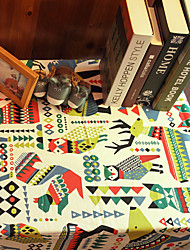 Christmas table cloth / animal pattern 140*200cm