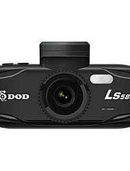 DOD LS580W DODTIOTECH A8 1080p Car DVR  2.7 inch Screen 5 MP Sony Exmor IMX322 CMOS Dash Cam