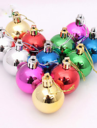 1Pcs Color Random Christmas Decoration Gifts Role Ofing Christmas Tree Ornaments Christmas Gift Hang ActThe Role Of Bell