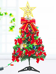 Colorful Mini-Christmas Tree With Luxury Pendant Jewelry 60 cm
