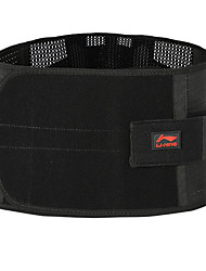 Lumbar Belt/Lower Back Support Bandages for Badminton Unisex Breathable