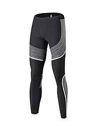 Men's Running Pants/Trousers/Overtrousers Tights Bottoms Breathable Quick Dry Compression Lightweight Materials Sweat-wickingSpring