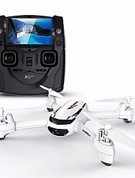 Drone Hubsan H502S 4CH 6 Axis With CameraFPV LED Lighting One Key To Auto-Return Auto-Takeoff Failsafe Headless Mode Access Real-Time Footage
