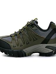 Sapatos de Montanhismo / Tênis de Caminhada / Sapatos Casuais Homens Anti-Escorregar / Anti-Shake / Anti-desgaste / Respirável Pele Real