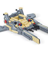 Pour cadeau Blocs de Construction Avion Plastique 5 à 7 ans / 8 à 13 ans / 14 ans & Plus Jouets