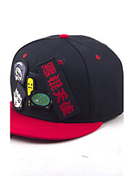 Running Hat Hat Baseball Cap Street Dance Ball Cap Flat With Hip-Hop Hat