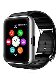 Bluetooth 4.0  Android With 0.3MP Smartwatch Support Camera Heart Rate Monitor Sleep Sport Tracking Dialing Smart Watches