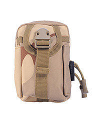 0.5 L Cell Phone Bag Backpack Leisure Sports Camping & Hiking Traveling Phone/Iphone Nylon