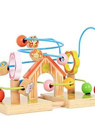 Toys For Boys Discovery Toys Educational Toy / Grown-Up Toys Castle / House Wood Rainbow