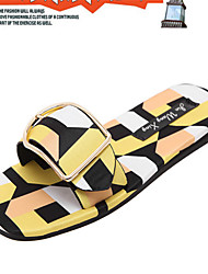 Women's Slippers & Flip-Flops Others Microfibre Casual Yellow / Pink