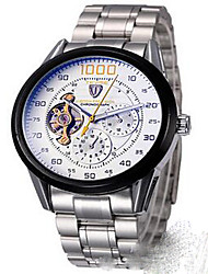 Men's / Women's / Couple's Sport Watch / Dress Watch / Fashion Watch / Mechanical Watch QuartzCalendar / Water Resistant/Water Proof /