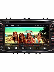 bonroad android 6.0 2din Auto-Video-DVD-Spieler für Fokus 2008 2009 2010 2011 Radio rds GPS-Navigation Bluetooth Screen wifi