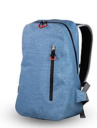 25 L рюкзак / Заплечный рюкзак Отдыхитуризм На открытом воздухе Водонепроницаемый / Пригодно для носки Синий ТПУ