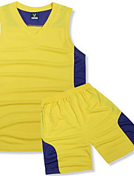 Sports Men's / Kid's Sleeveless Exercise & Fitness / Leisure Sports / Badminton / Basketball / Running Clothing Sets/Suits Baggy Shorts