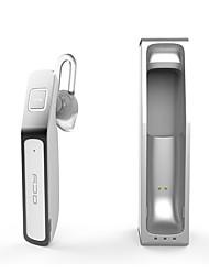 QCY QCY-J07 Наушники с креплением крючкомForМедиа-плеер/планшетный ПК / Мобильный телефон / КомпьютерWithС микрофоном / Регулятор