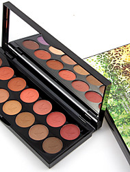 Women Pro Cosmetic Makeup 14 Full Colors Eyeshadow Palette Eye Shadow Waterproof Make Up Miss Rose Quality Assurance