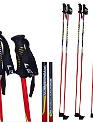 Leki  Carbon Ski Pole .Ski Sports Supplies/ Red