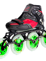 Inline Skates Unisex Anti-Slip Wearproof Indoor Outdoor Practise Rubber Rubber Ice Skating Leisure Sports