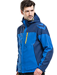 Men's Women's Hiking Jacket Waterproof Thermal / Warm Windproof Anti-Insect Breathable Windbreakers Softshell Jacket Tops for Camping /
