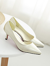 Damen-High Heels-Kleid / Party & Festivität-PUKomfort-Silber / Gold