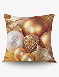 Christmas Christmas Gift Pillow Series Golden Egg Surprise Gift Pillow Flannel Material Fillow Cover