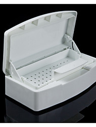 Nail Disinfection Box/Plastic  At Least Three Things On Sale