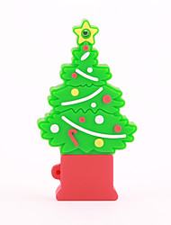ZP USB2.0 16gb The Christmas tree U disk