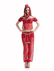 Indian Festival/Holiday Costumes Hat / Top / Pants / Briefs Female Polyester
