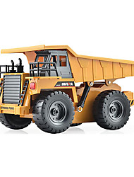 HuiNa Toys 1540 1/12RC Metal Dump Truck Charging RC Car