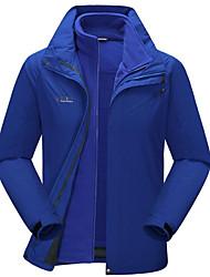 Wandern Ski/Snowboard Jacken / Windjacken / Softshell Jacken / Oberteile HerrnWasserdicht / Atmungsaktiv / warm halten / Rasche Trocknung