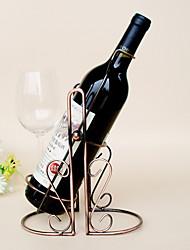 Garrafeira Ferro Fundido,18.5*11*27CM Vinho Acessórios