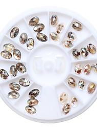 1pcs  Manicure Gem Shell Shell Debris Drill