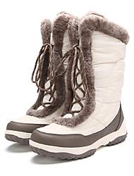 Botas Panturrilha(Branco / Preto) - deEsportes de Neve-Mulheres