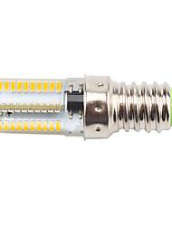 5W E14 Ampoules Maïs LED T 80 SMD 3014 450 lm Blanc Chaud / Blanc Froid Gradable / Décorative AC 100-240 / AC 110-130 V 1 pièce