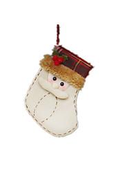 Decoração Decoração Para Festas Ternos de Papai Noel / Elk / Boneco de neve Algodão / Tecido Para Meninos / Para Meninas 8 a 13 Anos