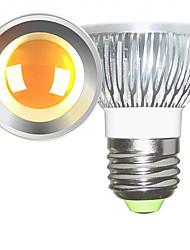 5W E26/E27 Spot LED 1 COB 600 lm Blanc Chaud / Blanc Froid Gradable AC 100-240 / AC 110-130 V 2 pièces