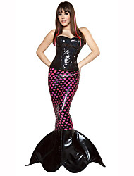 Mermaid Festival/Holiday Costumes Dress Female Polyester