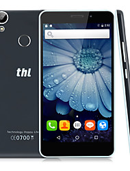 "THL T9 Pro 5.5 "" Android 6.0 Cell Phone (Dual SIM Quad Core 8 MP 2GB + 16 GB Grey / White)"